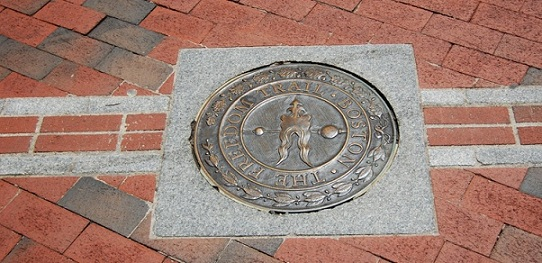 ESTA  Boston Freedom trail