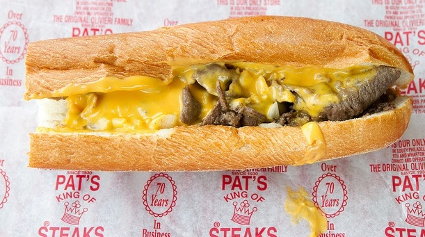 ESTA Cheesesteak