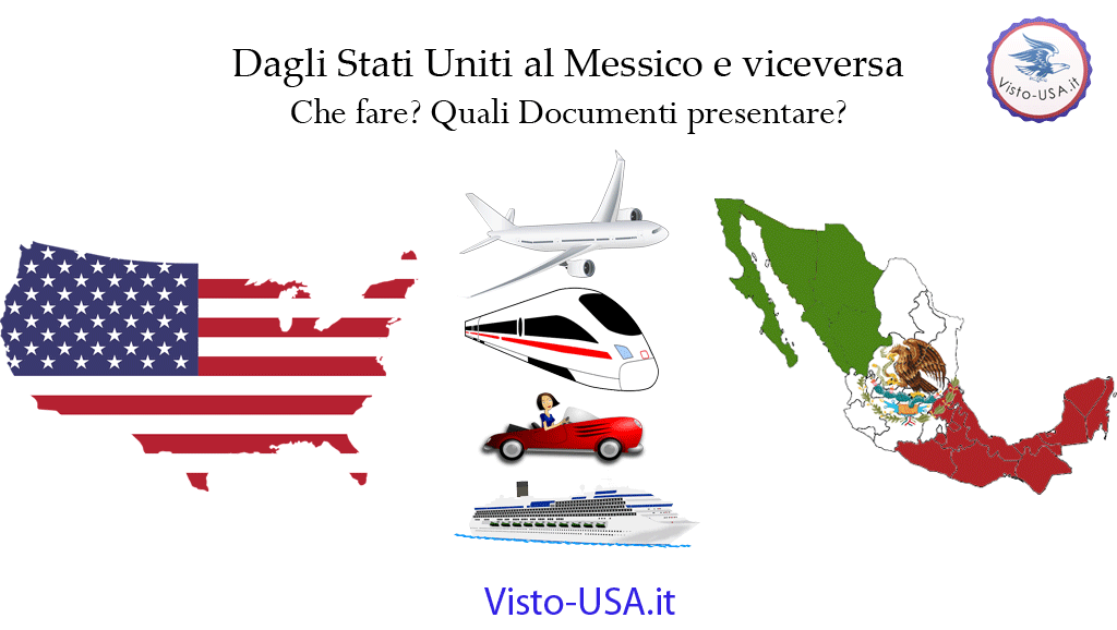ESTA per Viaggiare tra USA e Messico | Visto-USA.it